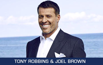 Tony-Robbins-and-Joel-Brown