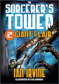 Giant's Lair med 72 dpi