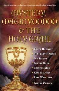 Mystery Magic Voodoo cover