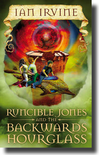 Runcible Jones and the Backwards Hourglass