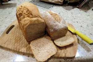 Two loaves, Jan 3 2014