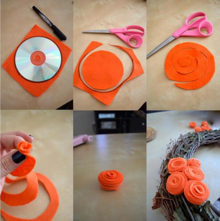 DIY-Easy-Felt-Rose