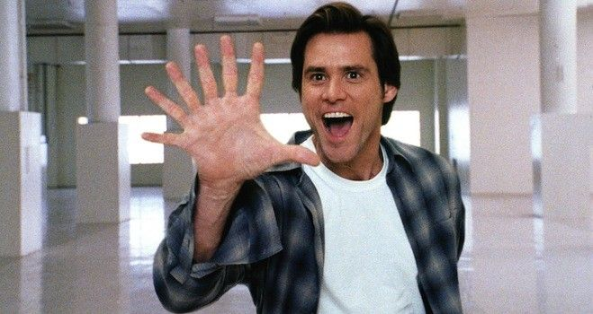 BRUCE ALMIGHTY, Jim Carrey, 2003, (c) Universal/courtesy Everett Collection