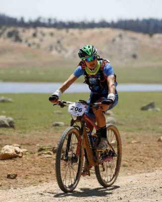 Clara Pirla (Iberibike - Vitoria bikes by Atika) Titan Desert 2016