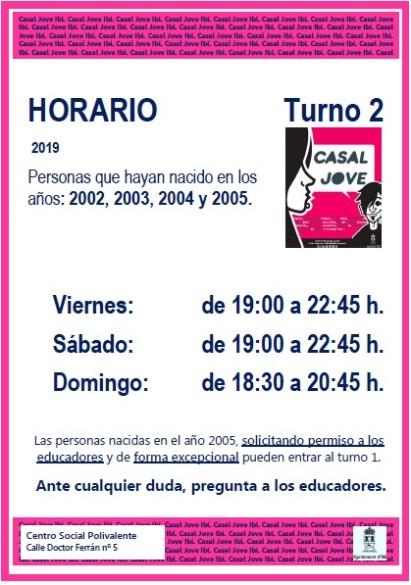 Horario2Casal2019