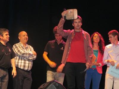 Primer Premio Corto