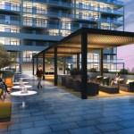 Rain Condos Oakville - Rooftop Terrace