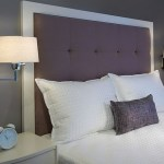 Rain Condos Oakville - model suite bedroom 2