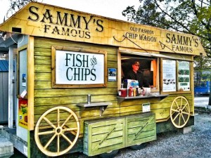 sammys famous chip wagon - oakville bronte sammys famous fish and chips