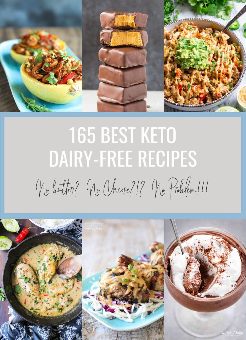 Large Of Dairy Free Meals