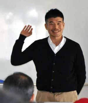 「日本人からみたイスラム文化~カタールでの経験から」講師の東先生
