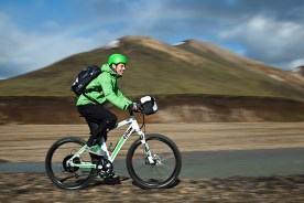 eflow proves its multi-talent in the mountains of Landmannalaugar (AG)