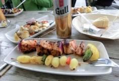 Tasty salmon @ Seabaron (US)