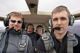 Flying over Landmannalaugar (SB)