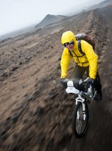 Rain ride to Askja (SB)