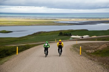 Pass ride in the East Fjords (AG)