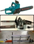 Chainsaws and Parts