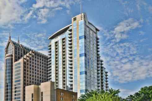 Condos for sale in Third Ward Uptown Charlotte The Trademark