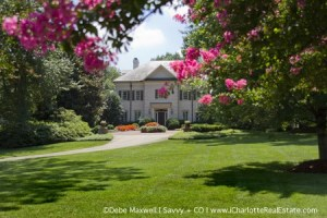 Stately home located in Eastover Charlotte NC
