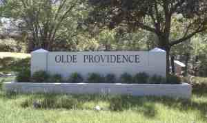 Olde Providence Neighborhood Charlotte NC