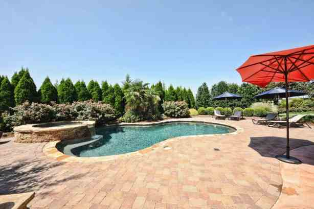 Searching Charlotte homes for sale with inground pools