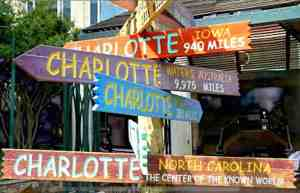 Charlotte, America's Best Relocation City
