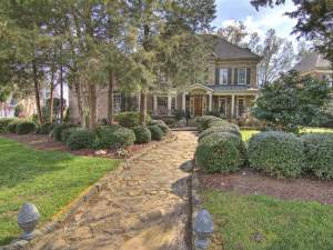 Charlotte luxury home SOLD in Providence Springs