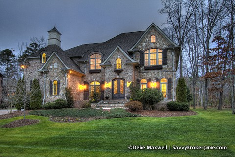 Statuesque and luxurious home for sale in South Charlotte