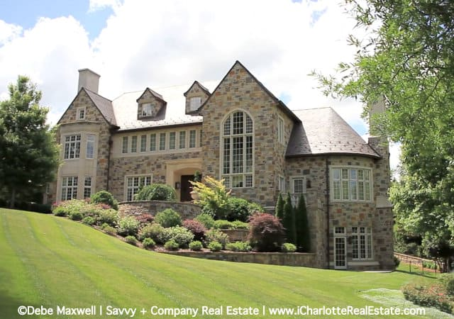 Charlotte Luxury Homes for Sale Morrocroft