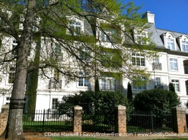 Myers Park Condos for Sale in Charlotte NC