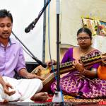 Bhajan at Navarathri celebrations 2015
