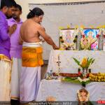 Deva Pooja at Navarathri celebrations 2015