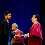 Mr. K I S Piries First in DLTC Batch winner of Dr. G C N Jayasuriya Award