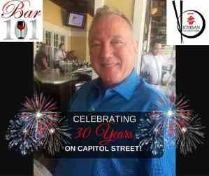 Charleston WV Restaurant owner Scott Miller celebrates 30 years in business downtown