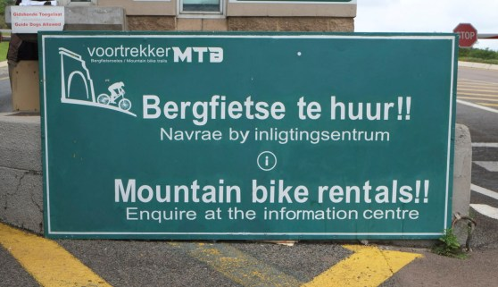 "Bergfietse. Gues what is meant by ""bromfietsen"""