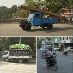 Just some means of transport