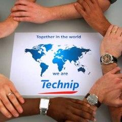A francesa Technip tem emprego