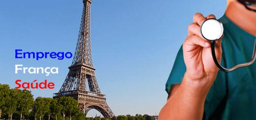 Emprego França Saúde MEdicina Fisioterapia Primary Care Recruitment