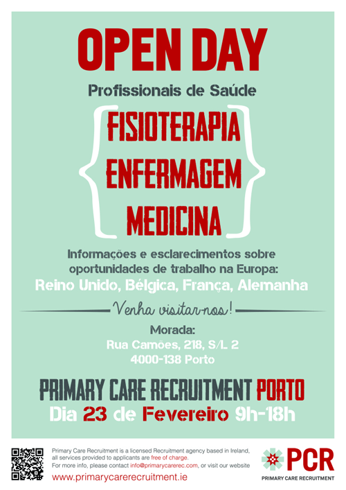 Open Day Porto Emprego