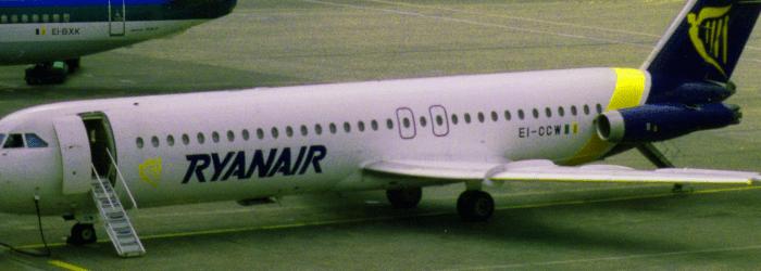 Emprego Ryanair