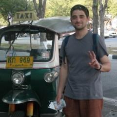 Viagem ICote | Dia 3: Até já, Banguecoque