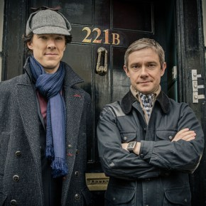 Martin Freeman Says BBC's Sherlock to Return for 2015 Christmas Special