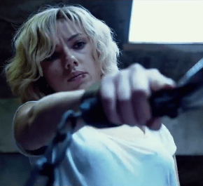Luc Besson's Lucy Starring Scarlett Johansson in Taipei City Set to Hit Taiwanese Theaters August 22