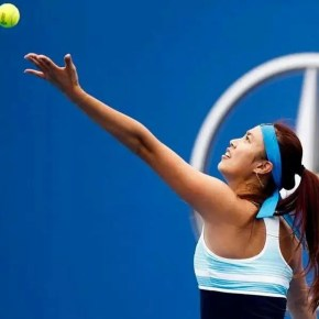 Taiwanese Tennis Player Chan Hao-ching Advances to the Wimbledon Finals for Mixed Doubles