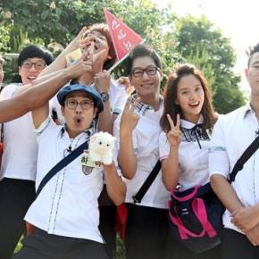 "South Korean Show ""Running Man"" May Film in Taiwan"