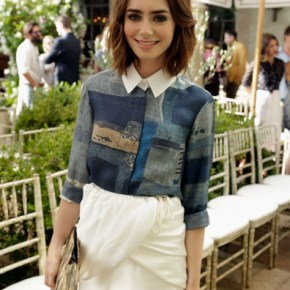 Actress Lily Collins to visit Taiwan as presenter for Taipei Golden Horse Festival and Awards