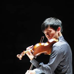 Award Winning Violinist to Perform with Munich Philharmonic