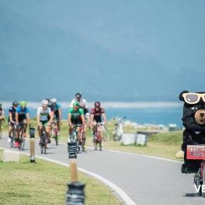 French Cyclist Wins 2015 Taiwan KOM Challenge