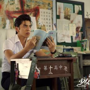"Actor Darren Wang of ""Our Times"" to Strike Out On His Own"
