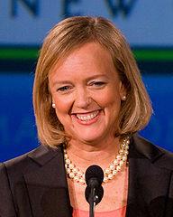 Meg Whitman Hewlett Packard Forbes most powerful women